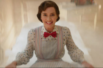 New Trailer Debuts for 'Mary Poppins Returns'