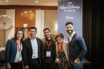 Disney Leaders Inspire the Next Generation at 2018 Hispanic Scholarship Fund Media and Entertainment Summit