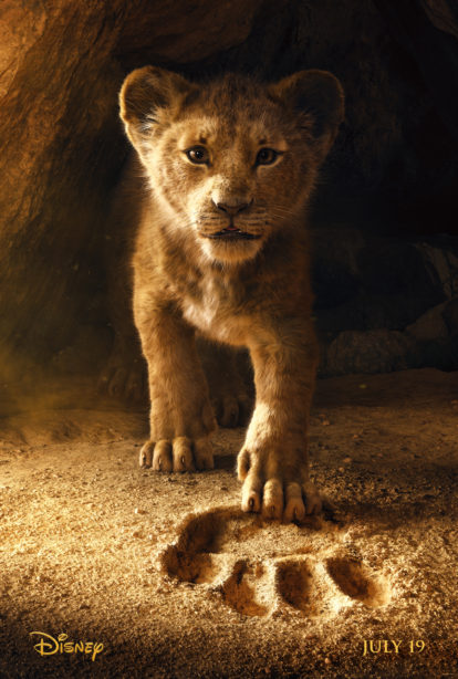 Teaser Trailer Debuts For Disneys The Lion King The