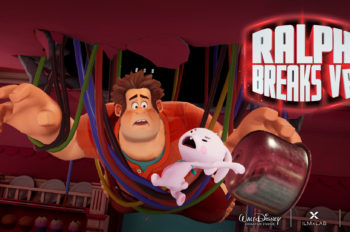 Innovative New VR Experience Immerses Fans in the World of Ralph Breaks the Internet