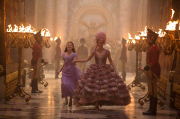Modern Technology and Traditional Artistry Bring to Life the Worlds of The Nutcracker and the Four Realms