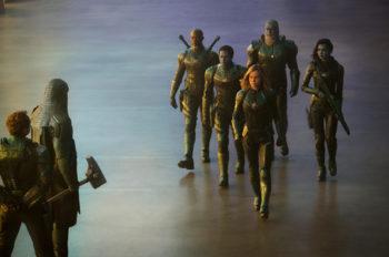 New Trailer Debuts for Marvel Studios' 'Captain Marvel'