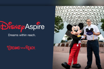 Employees and Cast Members Are Changing Their Lives with Disney Aspire