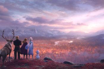 Teaser Trailer Debuts for 'Frozen 2'