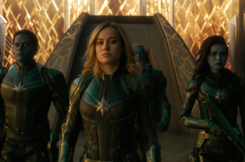 A Special Look at 'Captain Marvel'