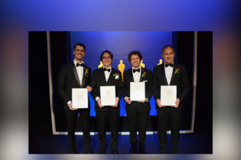 Innovations from DisneyResearch Studios Receive Academy's Sci-Tech Award
