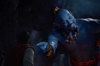 First TV Spot for Disney's 'Aladdin' Debuts