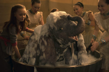 Cutting-Edge Technology and Disney's Animation Legacy Take 'Dumbo' to New Heights