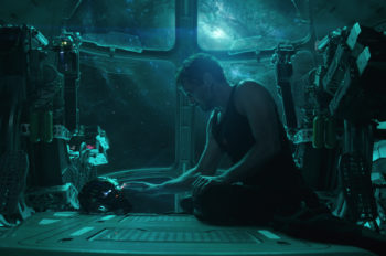 New Trailer Debuts for Marvel Studios' 'Avengers: Endgame'