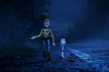 New Trailer Debuts for 'Toy Story 4'