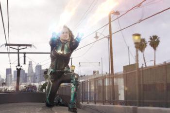 'Captain Marvel' Crosses $1 Billion Worldwide