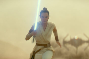 First Trailer Debuts for 'Star Wars: The Rise of Skywalker'