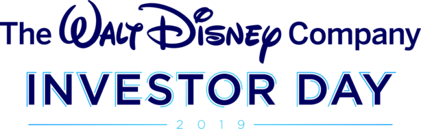 Disney Investor Day 2019