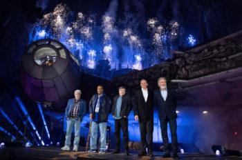 Star Wars: Galaxy's Edge is Dedicated at Disneyland Park