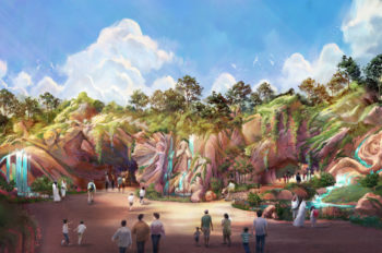 Oriental Land Company Breaks Ground on New Themed Port at Tokyo DisneySea