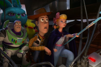 Setting the Scene: How Technology Created a Richer Playset in 'Toy Story 4'