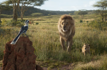 'The Lion King' Reigns Over the Global Box Office