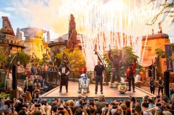 Star Wars: Galaxy's Edge Opens at Walt Disney World Resort