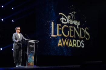 Disney Legends Awards Ceremony Kicks Off Exciting D23 Expo 2019