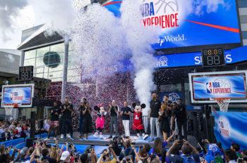 NBA Experience Opens at Walt Disney World Resort