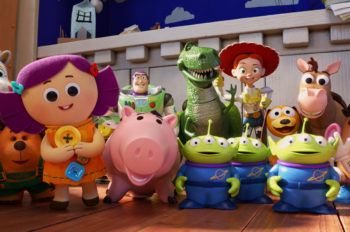 'Toy Story 4' Crosses $1 Billion at Global Box Office
