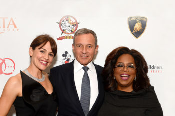 Disney Chairman and CEO Bob Iger Honored with Save the Children's Centennial Award