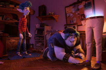 New Trailer Debuts for Disney and Pixar's 'Onward'