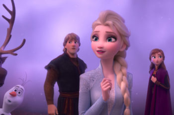 Art and Technology Together Drive 'Frozen 2' Filmmakers' Incredible Leap Into the Unknown