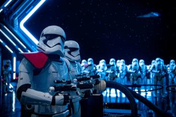 Star Wars: Rise of the Resistance Opens at Walt Disney World Resort