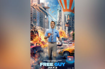 First Trailer for 20th Century Fox's 'Free Guy' Debuts at Brazil CCXP19