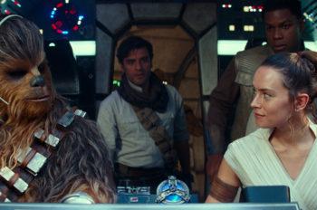 'Star Wars: The Rise of Skywalker' Crosses $1 Billion Worldwide