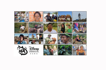 Disney Conservation Fund Celebrates its 2019 Heroes