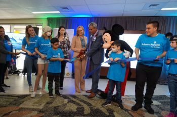 Disney Brings Magical Transformations to Central Florida's AdventHealth for Children