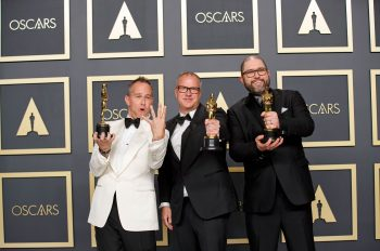 'Toy Story 4' is Best Animated Feature at 92nd Oscars®