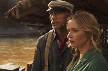 New Trailer Debuts for Disney's 'Jungle Cruise'
