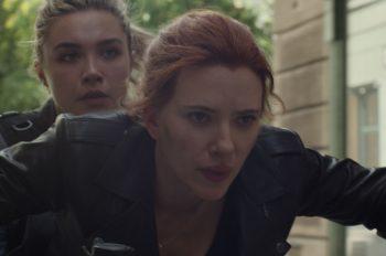 New Trailer Debuts for Marvel Studios' 'Black Widow'