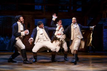 'Hamilton' Film Coming Exclusively to Disney+ Beginning July 3