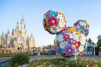Shanghai Disneyland Reopens Its Gates