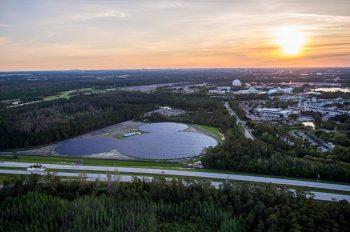 Powering the Magic with Renewable Energy
