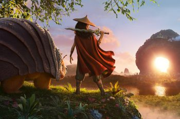 Disney Debuts New Trailer for 'Raya and the Last Dragon'