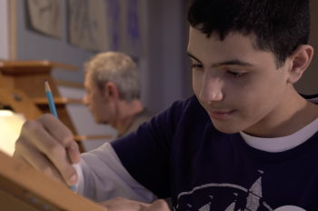 #TheWishEffect: Discover How Disney and Make-A-Wish Inspired this Aspiring Young Animator