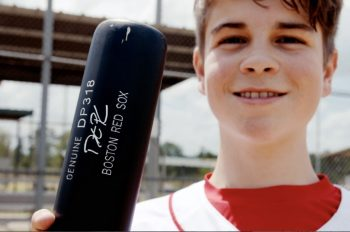 #TheWishEffect: Jace's Home-Run Experience at Fenway Park Delivered Memories and a Boost of Confidence to Last a Lifetime