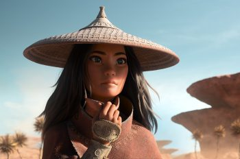 Walt Disney Animation Debuts a Special Look at 'Raya and the Last Dragon'
