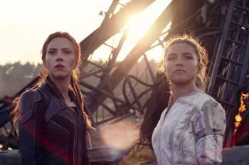 All-New Trailer Debuts for Marvel Studios' 'Black Widow'