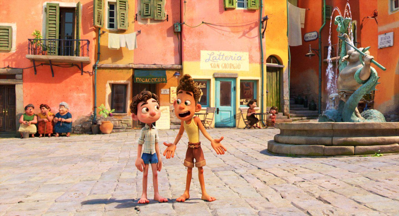 """Disney libera 2º trailer de """"Luca"""""""