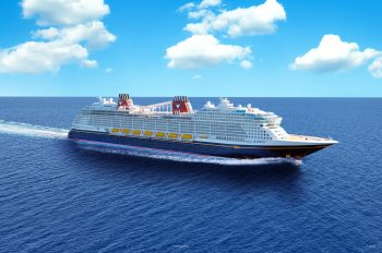 The Disney Wish to Bring Immersive Disney Storytelling to the High Seas in New and Innovative Ways