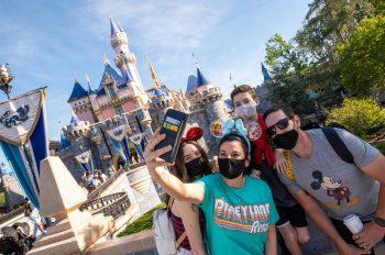 Disneyland Resort Theme Parks Welcome Back Guests
