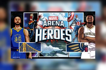 ESPN and Marvel Debut First-EverMarvel-Inspired 'NBA Special Edition' Tonight