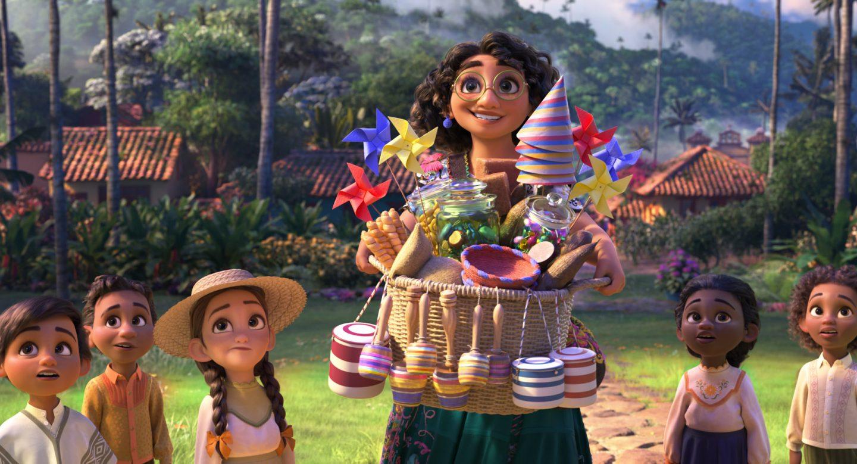 """""""Encanto"""" ganha data de lançamento no Disney+"""