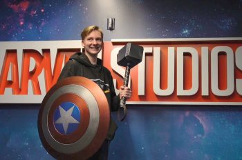 Make-A-Wish and Marvel Studios Bring a 'Black Widow' Sound Editing Wish to Life